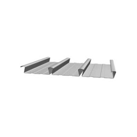 Decking Zinc Coated Steel