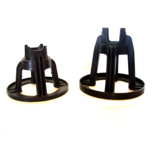 Reinforcement Metal Bar Chair Bases