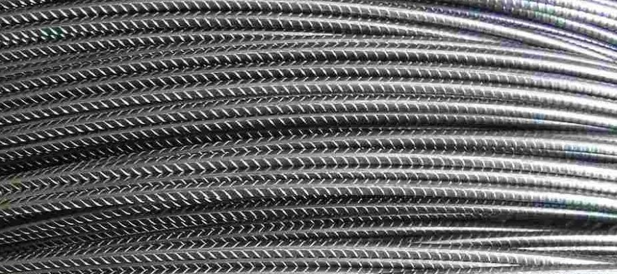 Ribbed Reinforcing Wire